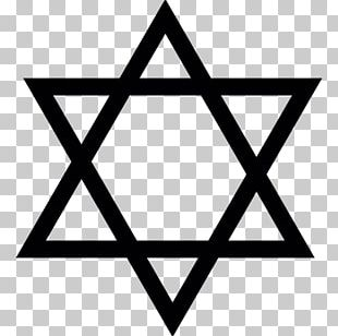The Star Of David Judaism Jewish People Jewish Holiday PNG