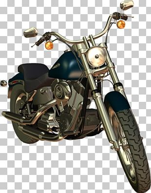 Car Motorcycle Indian Chopper PNG