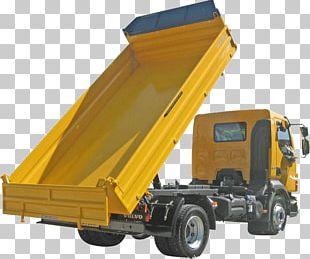 Dump Truck Car Axle Vehicle PNG