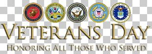 Veterans Day Banner Military Memorial Day PNG