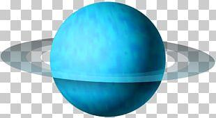 Space! Uranus Planet PNG