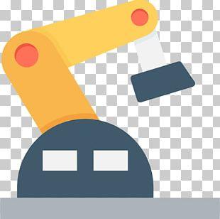 Robotic Arm Robotics Computer Icons PNG