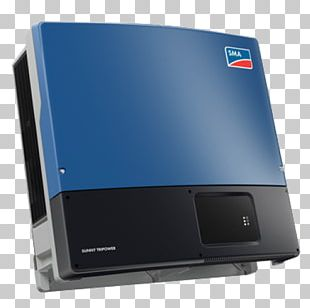 Power Inverters Solar Inverter SMA Solar Technology Grid-tie Inverter Battery Charger PNG