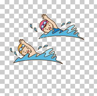 Swimming Photography Child Illustration PNG