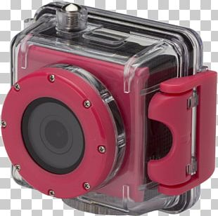 Action Camera 1080p Video Cameras Kitvision Splash PNG