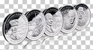 Battle Of Britain United Kingdom Supermarine Spitfire Coin Silver PNG