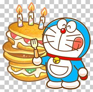 Doraemon Birthday Drawing Hello Kitty Animation PNG