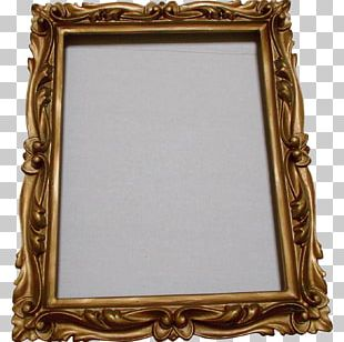 Frames Wood Carving Ormolu Decorative Arts PNG