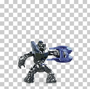 Halo Mega Brands Action & Toy Figures 343 Industries Construx PNG