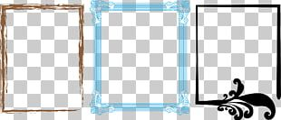 Borders And Frames Art Frames PNG