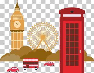 London Illustration PNG
