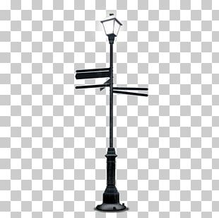 Battery Charger Street Light Solar Lamp PNG