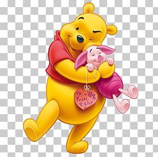 Winnie The Pooh Winnie-the-Pooh Piglet Eeyore Tigger PNG