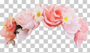 Crown Flower Garland Transparency PNG