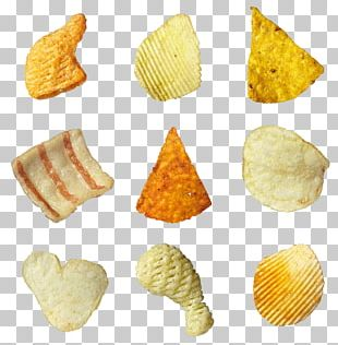 Potato Chip French Fries Potato Cake Junk Food PNG
