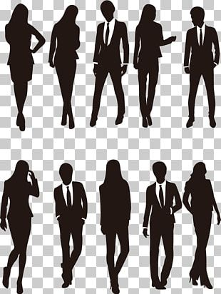 Silhouette Illustration PNG