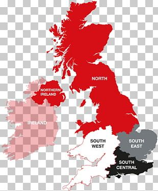United Kingdom Blank Map Map PNG