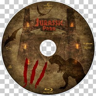 Blu-ray Disc Television Jurassic Park Fan Art PNG