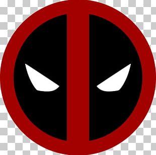 Deadpool Logo Emblem Marvel Comics PNG
