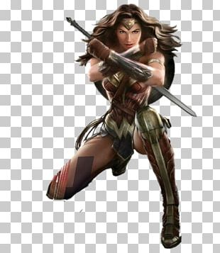 Diana Prince Batman Female Art PNG