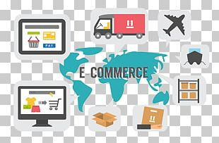 E-commerce Electronic Business Retail Online Shopping PNG