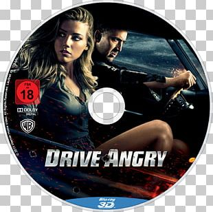 Drive Angry Jonah King Film Amber Heard Blu-ray Disc PNG