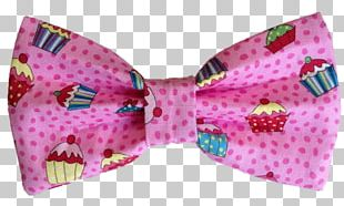Bow Tie Necktie Pink Scarf Polka Dot PNG