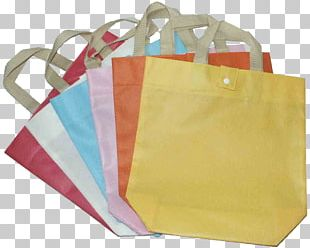 Plastic Bag Paper Nonwoven Fabric Reusable Shopping Bag PNG