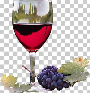 Red Wine Wine Glass Wine Cocktail Kir PNG