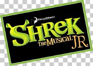 Shrek The Musical The Lion King Musical Theatre Actor Shrek Film Series PNG