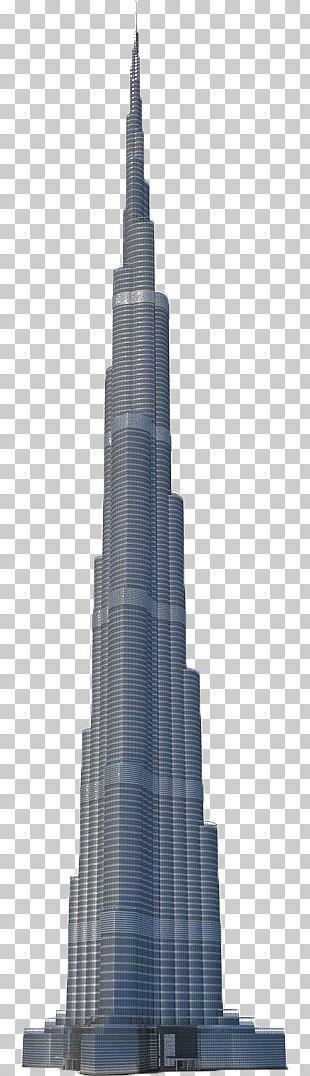 Burj Khalifa Ryugyong Hotel Tokyo Skytree Empire State Building Jeddah Tower PNG