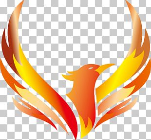 Logo Phoenix Illustration PNG