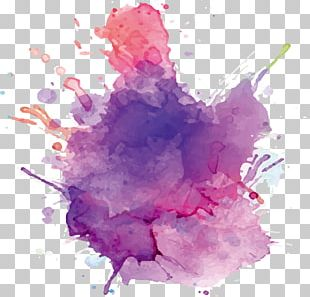 Paper Watercolor Painting Ink PNG
