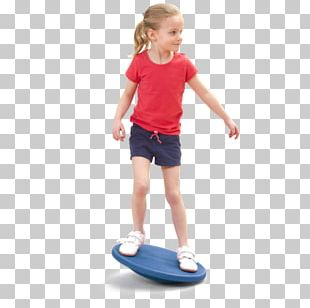 Plastic Balance Board Bahan Sports Physical Fitness PNG