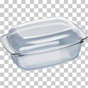 Roasting Glass Gratin Oven Casserole PNG