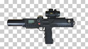 Laser Tag Bristow Firearm Ranged Weapon PNG