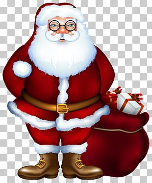 Mrs. Santa Claus Christmas PNG