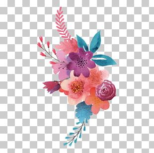 Floral Design Cut Flowers Flower Bouquet Tattoo PNG