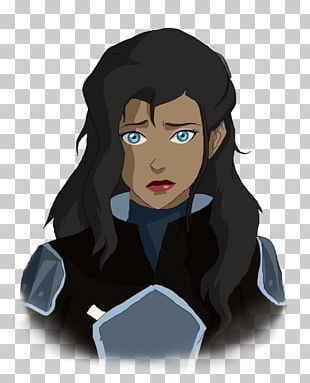 Korra Avatar: The Last Airbender – The Promise Aang Asami Sato PNG