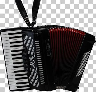Piano Accordion Keyboard Harmonica PNG