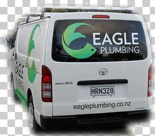 Eagle Plumbing Plumber North Shore Compact Van PNG