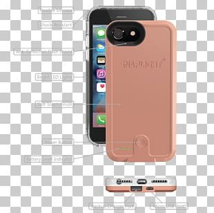 Mobile Phone Accessories Battery Charger IPhone 8 Plus SnapLight Telephone PNG