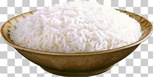 Cooked Rice White Rice Basmati Jasmine Rice PNG