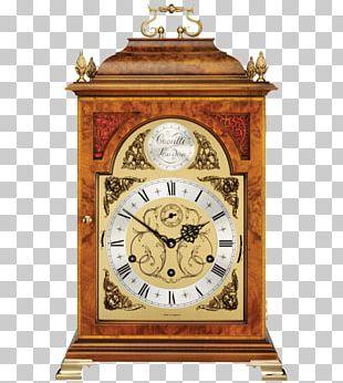 Mantel Clock Floor & Grandfather Clocks Bracket Clock Antique PNG