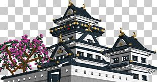 Temple Japanese Pagoda Chinese Architecture Building PNG