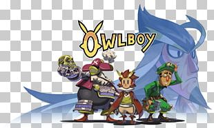 Owlboy PlayStation 4 Nintendo Switch Video Game PNG