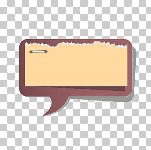Paper Bubble Icon PNG