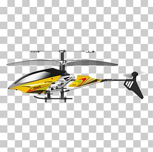 Helicopter Rotor Radio-controlled Helicopter Picoo Z Radio-controlled Model PNG