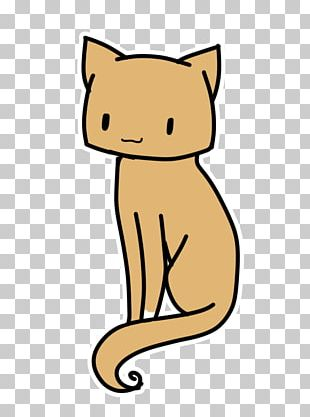 Kitten Whiskers Cat PNG