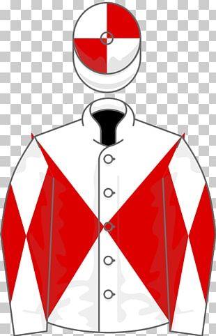 Thoroughbred Jockey Horse Racing Art PNG